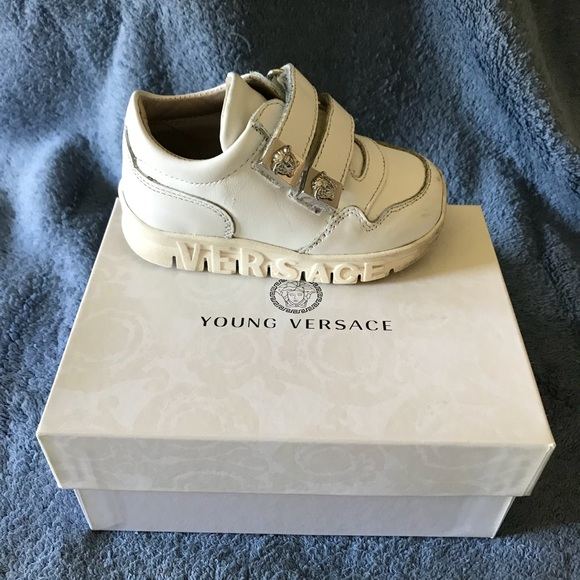 Versace Shoes | Baby Sneakers | Poshmark